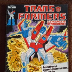 Cómics: TRANSFORMERS 46-47-48-49-50-FORUM. Lote 241930780