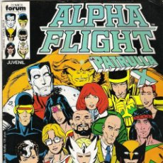 Cómics: ALPHA FLGHT 23. Lote 241939490