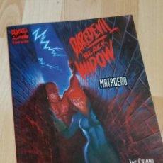Comics: DAREDEVIL / BLACK WIDOW : MATADERO JIM STARLIN - JOE CHIODO / MARVEL - FORUM 1994. Lote 241944115