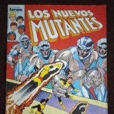 Cómics: LOS NUEVOS MUTANTES 2-FORUM. Lote 241958370