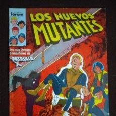 Cómics: LOS NUEVOS MUTANTES 4-FORUM. Lote 241958680