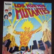 Comics: LOS NUEVOS MUTANTES 12- FORUM. Lote 241960820
