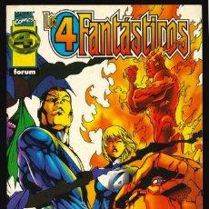 Comics : LOS 4 FANTÁSTICOS. ESPECIAL ONSLAUGHT - FORUM / NÚMERO ÚNICO. Lote 241964615