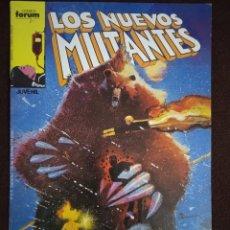 Cómics: LOS NUEVOS MUTANTES 19- FORUM. Lote 241965130