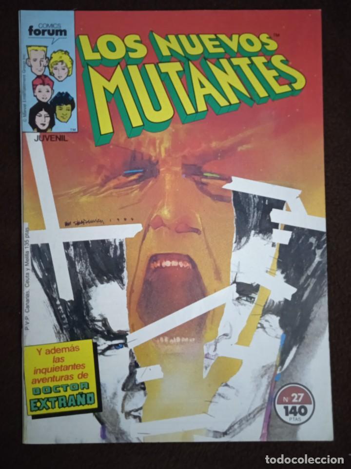 LOS NUEVOS MUTANTES 27- FORUM (Tebeos y Comics - Forum - Nuevos Mutantes)