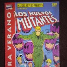 Cómics: LOS NUEVOS MUTANTES EXTRA VERANO 1991 FORUM. Lote 241966495