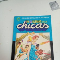 Cómics: X PROBLEMAS CON LAS CHICAS, DE JACOB, BLEVINS Y WILLIAMSON (FORUM). Lote 242103070