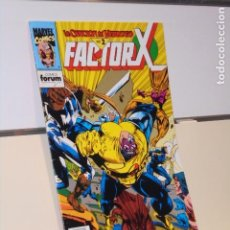 Comics: FACTOR X VOL. 1 Nº 68 MARVEL - FORUM. Lote 242186770