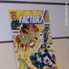 Cómics: FACTOR X VOL. 1 Nº 80 MARVEL - FORUM. Lote 242189270