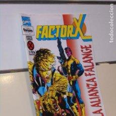 Comics: FACTOR X VOL. 1 Nº 89 ESPECIAL 48 PAGINAS MARVEL - FORUM. Lote 242190450