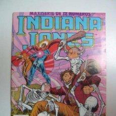 Fumetti: INDIANA JONES Nº 12 (MAXISERIE DE 12 NÚMEROS)-ULTIMO NÚMERO, MUY DIFICIL Y EN BUEN ESTADO-. Lote 242195775