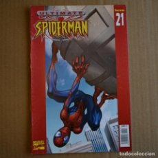 Cómics: ULTIMATE SPIDERMAN, 21. FORUM. LITERACOMIC. Lote 242258465