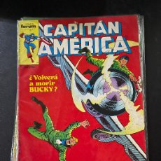 Cómics: FORUM CAPITAN AMERICA NUMERO 44 NORMAL ESTADO. Lote 242260390