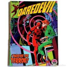 Cómics: DAREDEVIL VOL 1 Nº 31 / MARVEL / FORUM 1985 (DENNY O'NEIL & WILLIAM JOHNSON) PROCEDE DE RETAPADO. Lote 242263100