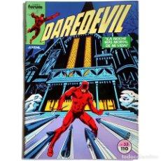 Cómics: DAREDEVIL VOL 1 Nº 33 / MARVEL / FORUM 1985 (HARLAN ELLISON & DAVID MAZZUCCHELLI). Lote 196347726