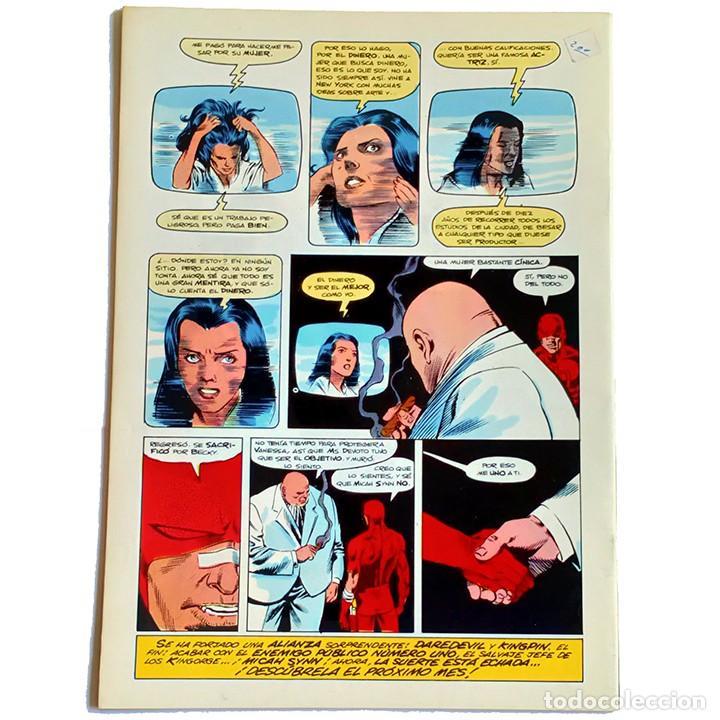 Cómics: Daredevil Vol 1 Nº 35 / Marvel / Forum 1985 (Denny ONeil & David Mazzucchelli) - Foto 2 - 196349418