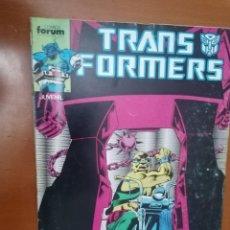 Cómics: TRANSFORMERS Nº 42 * 150 PTS ** FORUM. Lote 242269085