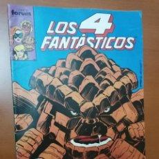 Comics: LOS 4 FANTASTICOS Nº 80 * 150 PTS ** FORUM. Lote 242271000