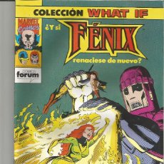 Comics: COLECCIÓN WHAT IF PLANETA DEAGOSTINI CÓMICS FORUM Nº 44. Lote 242298730