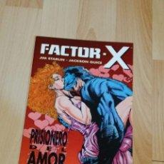 Cómics: FACTOR X - PRISIONERO DE AMOR - COLECCION PRESTIGIO VOL. 1 # 22 (FORUM) - 1991. Lote 242342860