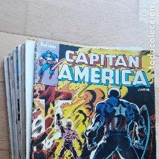 Comics: CAPITÁN AMÉRICA VOL.1 FORUM LOTE DE 15 COMICS Nº 3, 4, 17, 41, 46, 47, 49 Y 69 AL 76. Lote 242353730