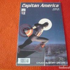 Cómics: CAPITAN AMERICA VOL. 5 Nº 12 HIELO ( AUSTEN LEE ) ¡BUEN ESTADO! FORUM MARVEL. Lote 242465780