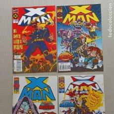 Cómics: X-MAN FORUM LA ERA DE APOCALIPSIS. Lote 242473405