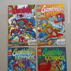 Cómics: GAMBITO Y LOS ETERNOS FORUM LA ERA DE APOCALIPSIS. Lote 242475990