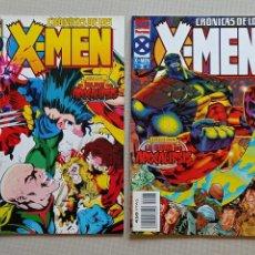 Cómics: CRÓNICAS DE LOS X-MEN FORUM LA ERA DE APOCALIPSIS. Lote 242479690