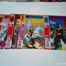 Cómics: NOMADA - FORUM - COMPLETA - 4 NUMEROS - NUEVOS - GORBAUD - CJ 96. Lote 242481075