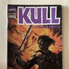 Cómics: MARVEL COMICS - KULL EL CONQUISTADOR Nº 7. Lote 242487250
