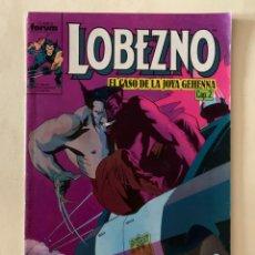 Cómics: COMICS FORUM - LOBEZNO - EL CASO DE LA JOYA GEHENNA CAP 2 - Nº12. Lote 242489340