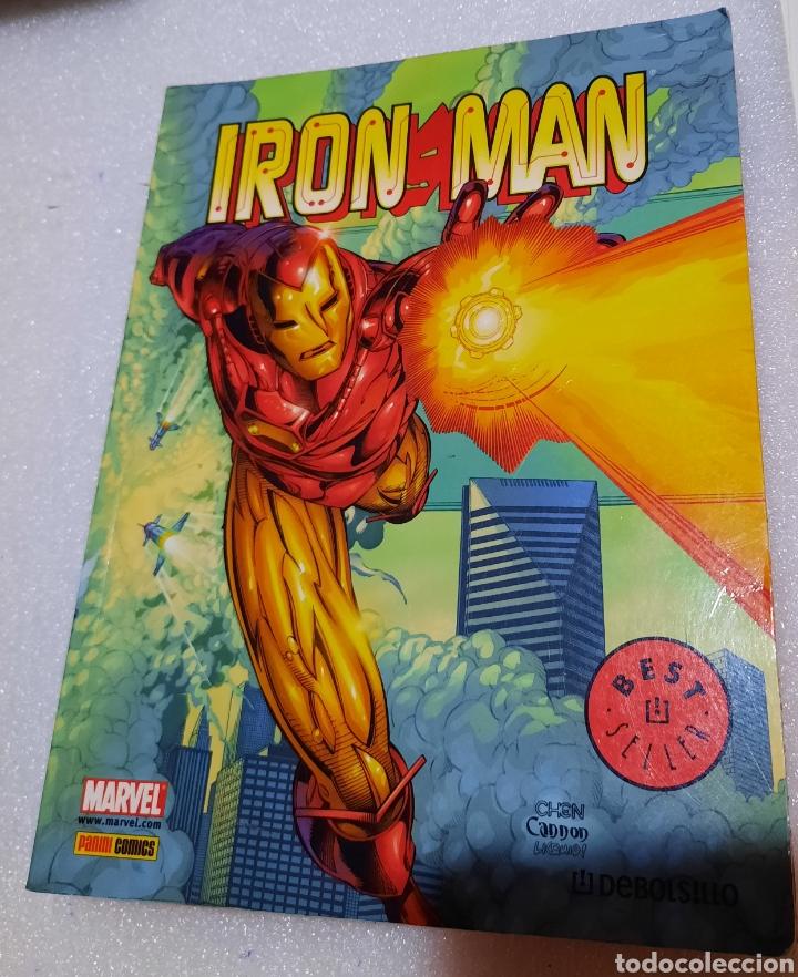 IRON MAN. HEROES RETURN. NUM. 1 AL 12 (Tebeos y Comics - Forum - Iron Man)