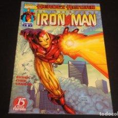 Cómics: HEROES RETURN EL INVENCIBLE IRON MAN 1. Lote 242850680