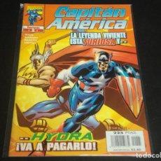 Cómics: CAPITAN AMERICA 5. Lote 242855615