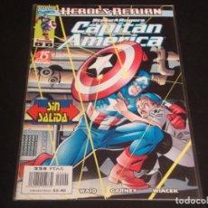 Cómics: CAPITAN AMERICA 2. Lote 242855885