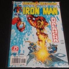 Cómics: HEROES RETURN EL INVENCIBLE IRON MAN 2. Lote 242857170