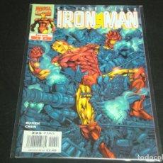 Cómics: HEROES RETURN EL INVENCIBLE IRON MAN 3. Lote 242857355