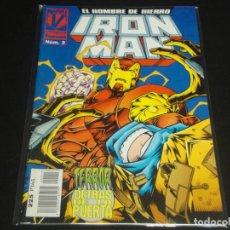Cómics: IRON MAN 3. Lote 242857475