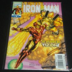 Cómics: IRON MAN 4. Lote 242857560