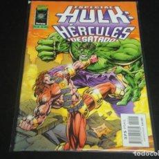 Cómics: ESPECIAL HULK HERCULES DESATADO. Lote 242858000