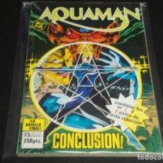 Comics: AQUAMAN Nº 1 Y 2 EXTRA DE ESTA COLECCIÓN. Lote 242865065