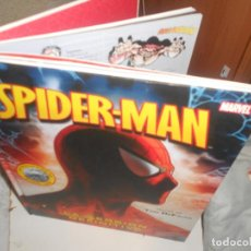 Cómics: SPIDER-MAN LA VERSIÓN DEFINITIVA 2007 ED.AMPLIADA MARVEL 184 PGS, PRÓLOGO STAN LEE +RELOJ. Lote 242882890