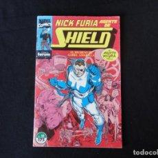 Comics: NICK FURIA. AGENTE DE SHIELD Nº 13. 1990. EDITORIAL FORUM. C-72. Lote 242934445