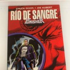 Comics: PUNISHER RIO DE SANGRE. Lote 242952320