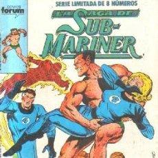 Comics : LA SAGA DE SUB-MARINE. SERIE LIMITADA DE 8 NUMEROS. Nº5. A-COMIC-6155. Lote 242977340