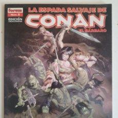 Cómics: CONAN LA ESPADA SALVAJE N.8 EDIC.COLECCIONISTAS FORUM. Lote 243007680