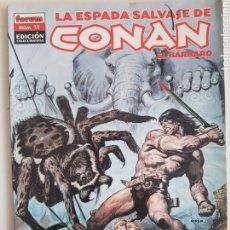 Cómics: CONAN N.11 EDIC.COLECCIONISTAS. Lote 243010100