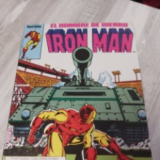 Cómics: COMIC IRON MAN MARVEL, EL HOMBRE DE HIERRO. Lote 243010505