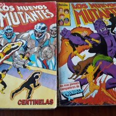 Cómics: LOTE 18 COMICS NUEVOS MUTANTES VOL.1 FORUM ENTRE EL Nº 2 Y EL 64 CON 1 EXTRA. Lote 243046135